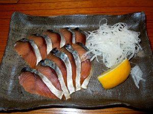 へしこ(塩鯖の糠漬け)