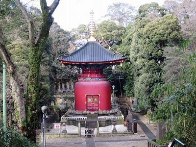 重要文化財の宝塔
