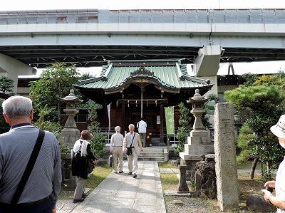 隅田川の守り神「水神さん」